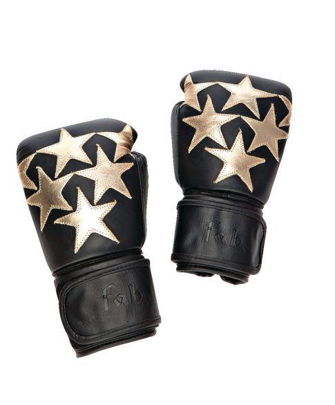 Glamour Boxhandschuhe! Sport mit Stil ist angesagt!