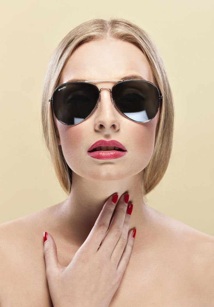 MEATFLY TOMCAT SUNGLASSES 2015 Model: Veronika Valinová