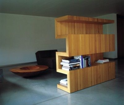 Rek N4 : Double Sided Bookcase /  Room Divider