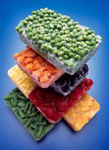 Vovó Moderninha: Como congelar legumes? Use a técnica do branqueamento !