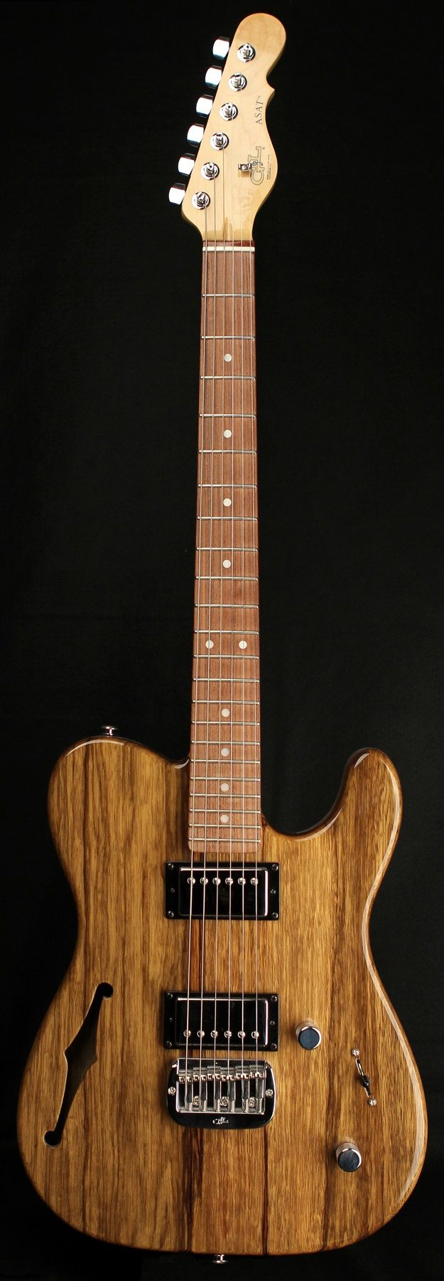 G&L Guitars ASAT® Deluxe Semi-Hollow