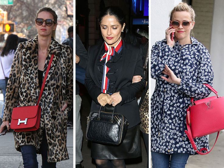 This Week was a High-End Handbag Feast for the Eyes, with a Double Helping of Reese Witherspoon