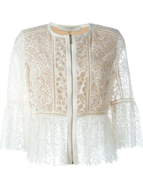 Comprar Elie Saab chaqueta de encaje con peplum en Cara from the world's best independent boutiques at farfetch.com. Descubre 400 boutiques en 1 sola dirección.