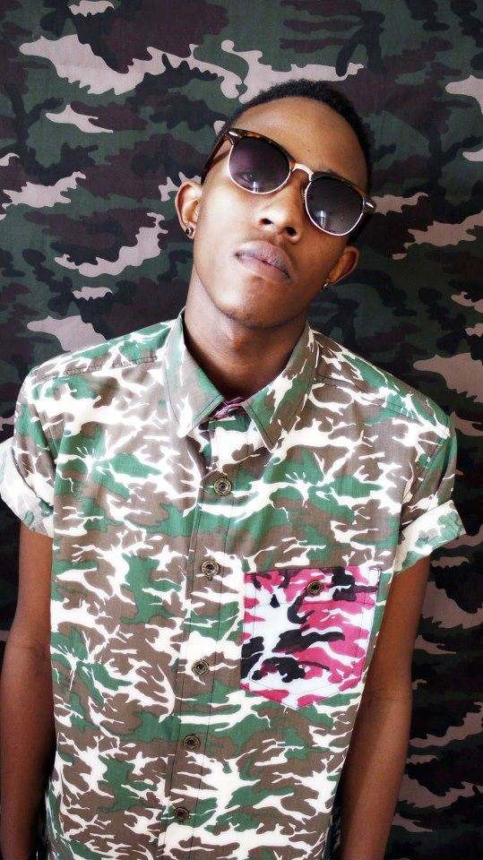 Sanele Cele of the unisex brand Tempracha apparel