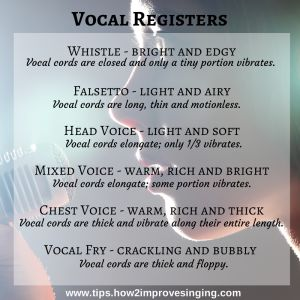 Click here to learn more about vocal registers: http://tips.how2improvesinging.com/vocal-registers/