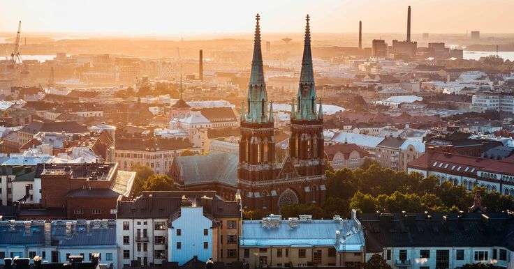 A Guide to Helsinki in Honor of Finland's 100th Anniversary