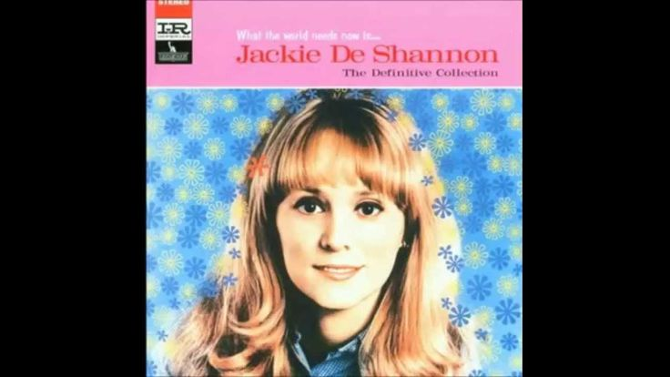 Jackie DeShannon - Needles And Pins (HD, HQ stereo)