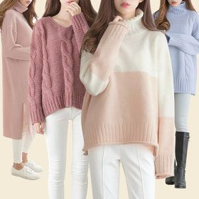 Gmarket - [Ami]  AMI  Women`s knitwear collection / sweater / ve...