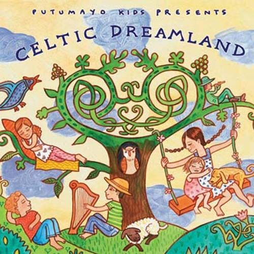 A great collection of Celtic tunes from Canada, Ireland, Scotland and elsewhere - taking your wee ones away to Dreamland very, very soon…