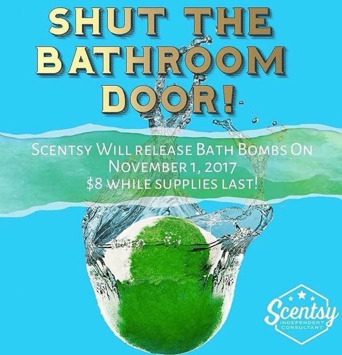Scentsy Fragrance Company + Bath Bombs is a match made in heaven. Get ready to invigorate your senses in complete relaxation!  Great for gifts, stocking stuffers, or use just for yourself after a long stressful day! https://fergiescents.Scentsy.us