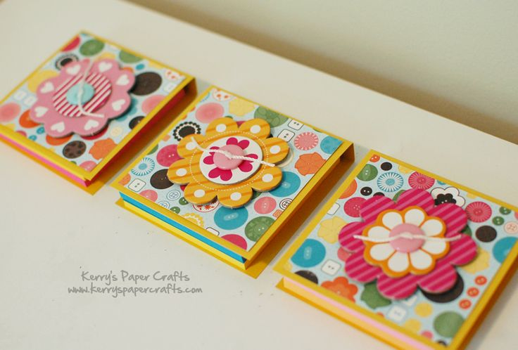 Such cute post it note covers!
