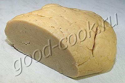 Тесто для фигурного печенья.