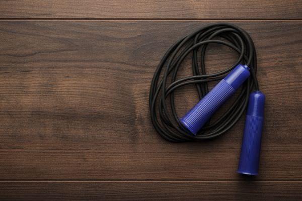 ¡Ponte en forma! Saltar a la cuerda para quemar grasa #fitness #health #sports
