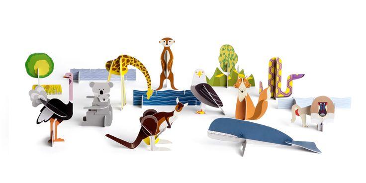 Kidsonroof : Book of Animals: Eagle