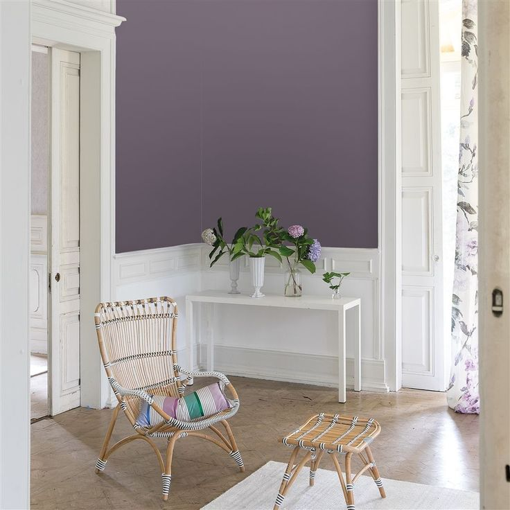Purple Basil No. 150 Paint | Designers Guild