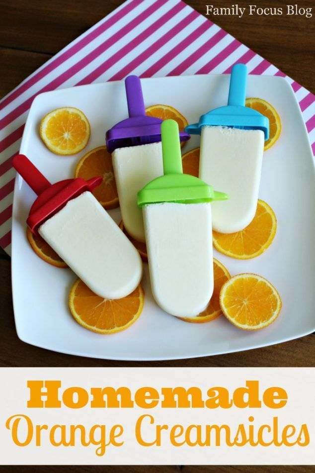 how to make a good orange creamsicle smoothie