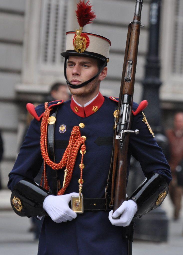 Spanish Royal Guard