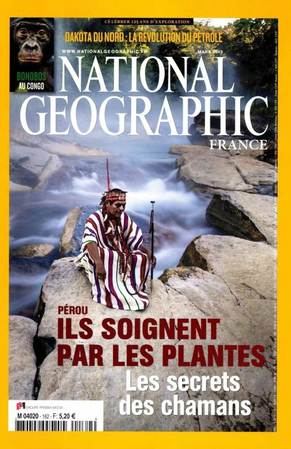 National Geographic N 162 - Mars 2013French | 116 Pages | PDF | 103 MB
