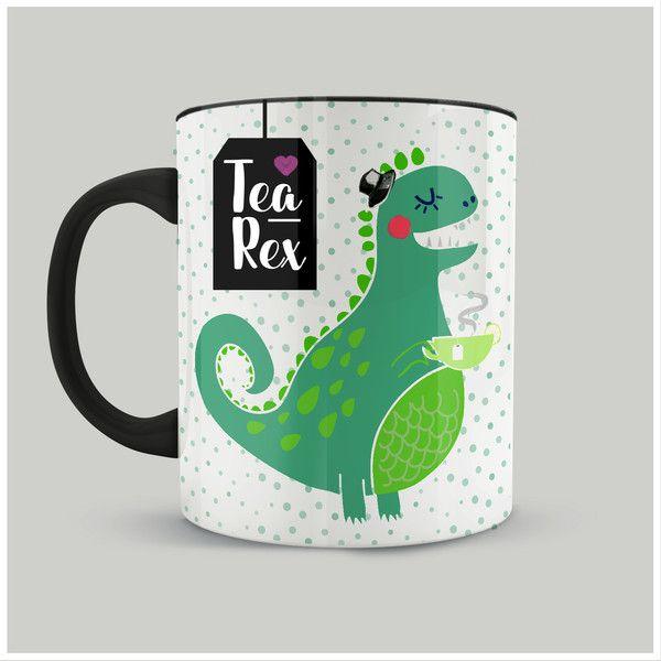 Kubek Tea-Rex - FajnyMotyw - Kubki i filiżanki