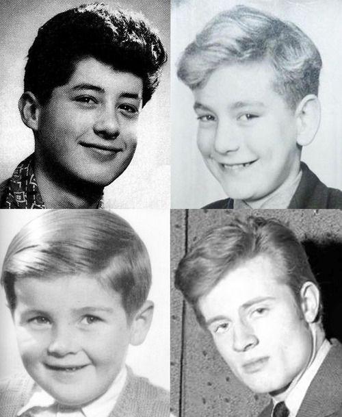 Led Zeppelin - Jimmy Page, John Bonham, Robert Plant & J. Paul Jones