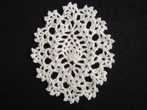 ダイヤのドイリーの作り方|編み物|編み物・手芸・ソーイング