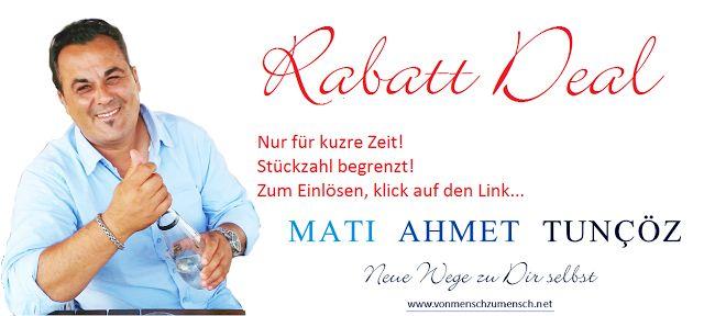 Mati Ahmet Tuncöz - Experte für Selbstfindung und Selbstverwirklichung (Coaching + Psychotherapie): ♦ Die letzten 23,5 Stunden - Nur noch bis Morgen 1...
