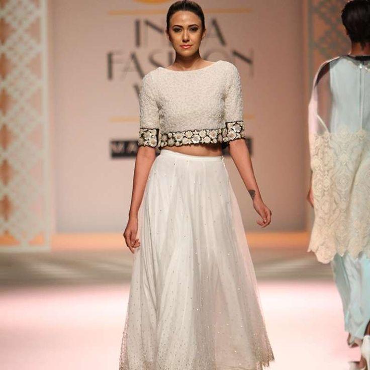 Kavita Bhartia at Amazon India Fashion Week Spring/Summer 2016