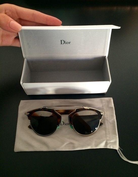 Lunette de soleil DiorSoReal Dior ! Taille   à seulement 240.00 €. Par ici…