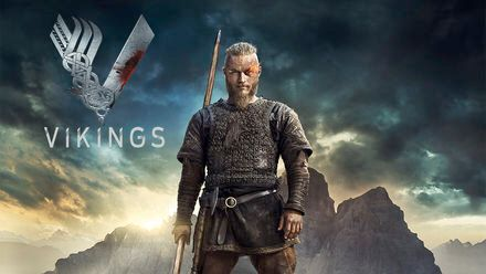 "Check out ""Vikings"" on Netflix"