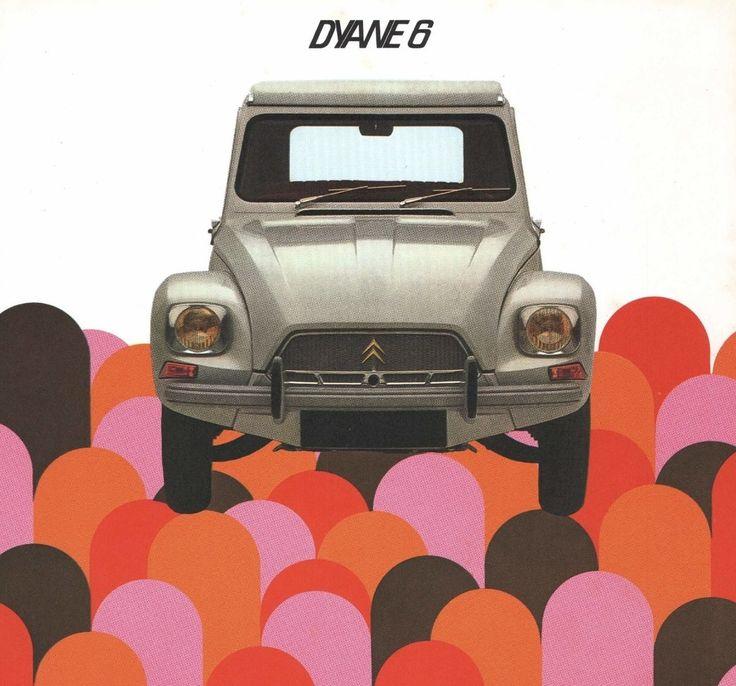 Werbung von dazumal © Zwischengas Archiv #Werbung #CitroënDyane #Citroën #1969 #classiccar #classiccars #oldtimer #auto #car #cars #vintage #retro