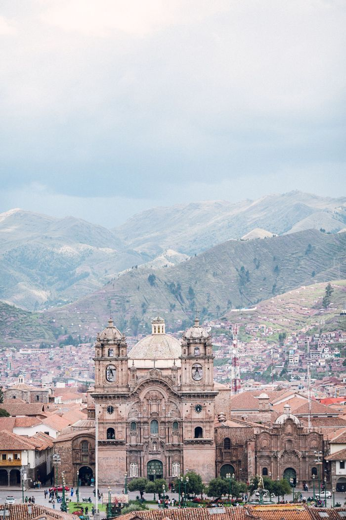 Buildings of Cusco Peru | photography by http://www.brandonkidd.net/