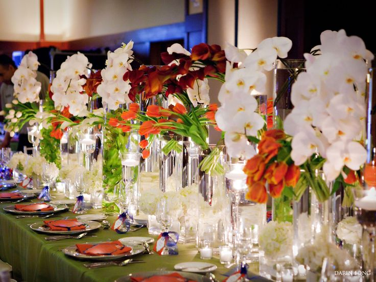 1000 images about flowers 2 on pinterest floral for Modern centerpieces