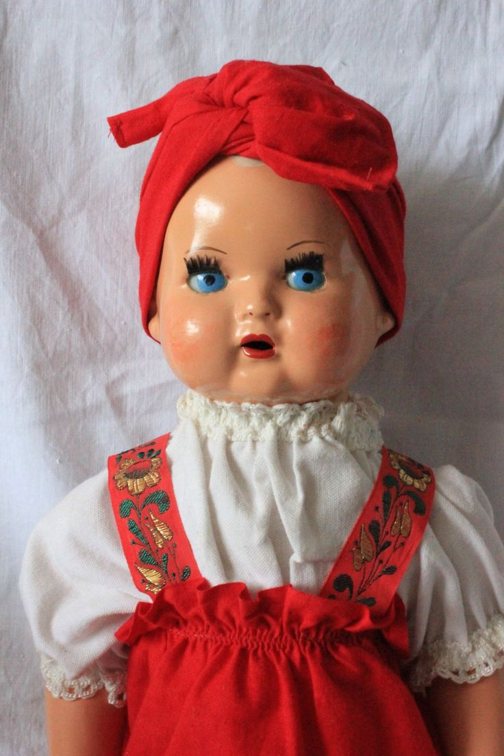 Закрыла, картинки куклы советские
