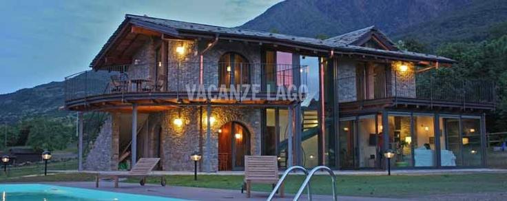VILLA SPORTING & WELLNESS   http://www.vacanzelago.com/it/villa-lago-di-como-villa-sporting.html