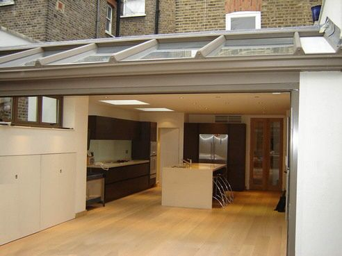 Extension Ideas For A Victorian Terrace - Excellent extension ideas and extension costs for a side extension, rear extension and a wraparound extension to a Victorian terrace property....