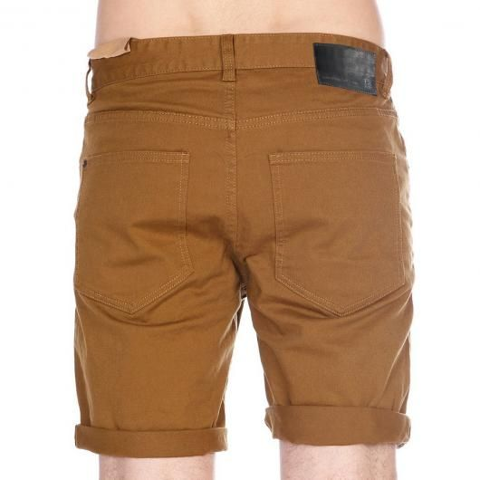 GLOBE Goodstock Denim Walkshort short en jean camel slim fit 55,00 € #skate #skateboard #skateboarding #streetshop #skateshop @playskateshop