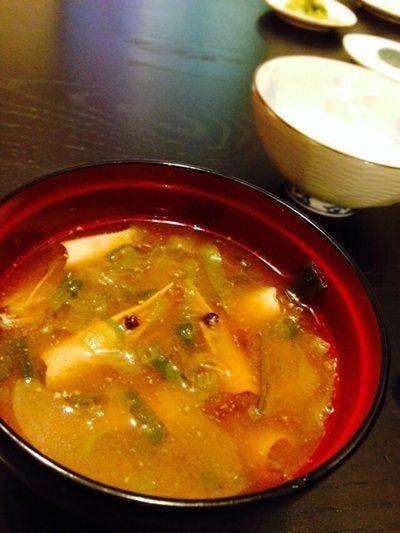 捨てないで!甘エビの頭で高級お味噌汁❤   by t-chanさん | レシピ ...