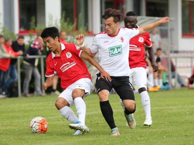 #Onur #Yesilli kämpft um den Ball.   Optik Rathenow 0-4 Berliner AK