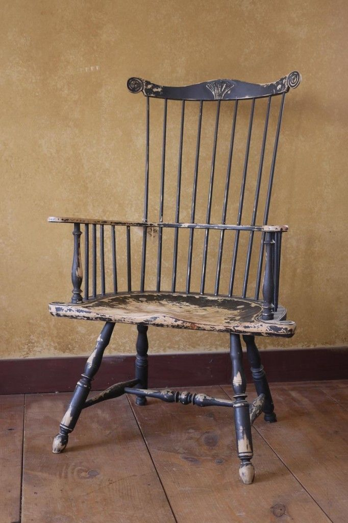 an analysis of the windsor chair Through an overview of the characteristics,types,applications of the two typical types of chinese and western civil furniture: comb chairs and windsor chairs,the differences in their cultural roots were revealed,which caused contrasts in their style,aesthetic feeling,and then,valuable similarities between their design elements.