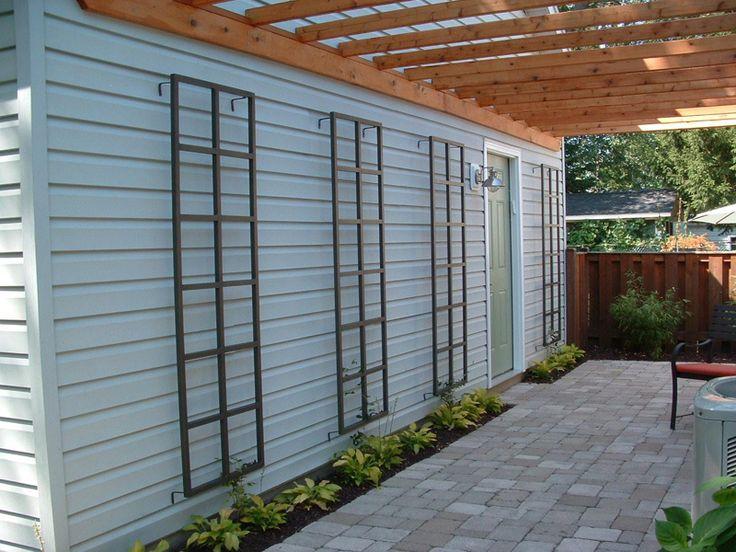 Garden Metalwork - Long lasting Trellis
