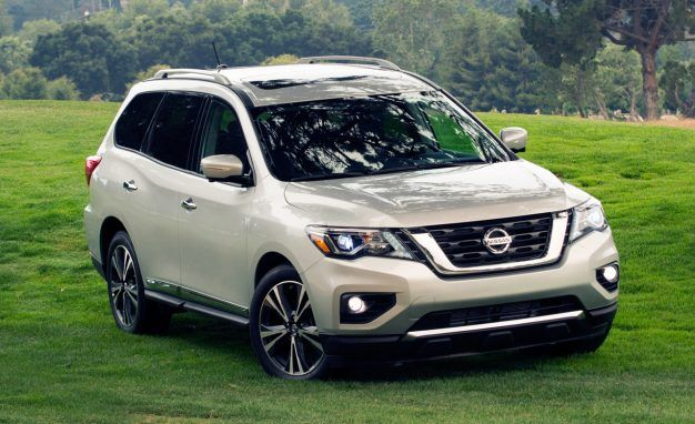 Your Official 2017 Nissan Pathfinder Price Finder