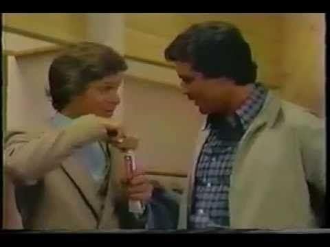 1977 Tom Selleck Close Up Toothpaste Commercial - YouTube