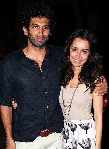 shraddha kapoor and aditya roy dating