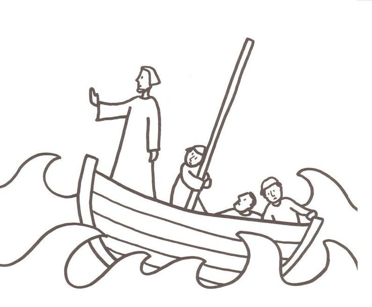 ocean storm coloring pages - photo#34