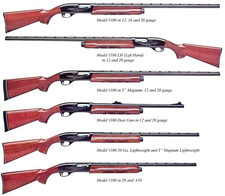 Remington 1100 Model Shotguns...works of art. | Guns-N ...