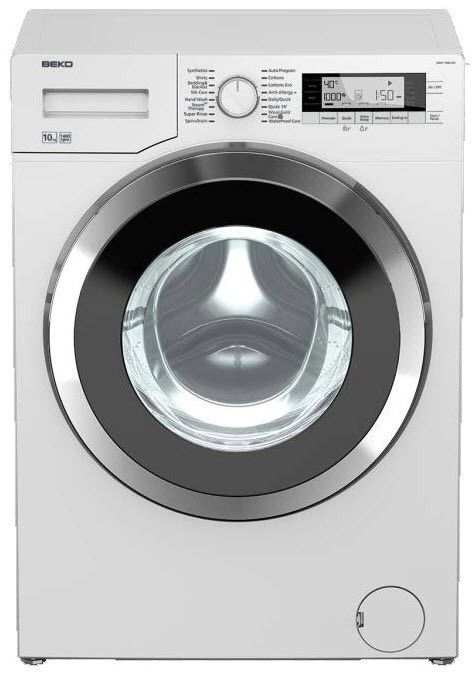 Beko - 10kg Front Load Washer | Front Load Washers | Washing Machines | Dryers & Washing Machines - Buy Factory 2nd and New Appliances and White Goods Online at 2nds World