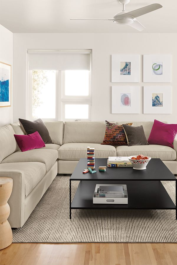 Easton Sectionals | Modern Sofas & Loveseats in 2019 ...