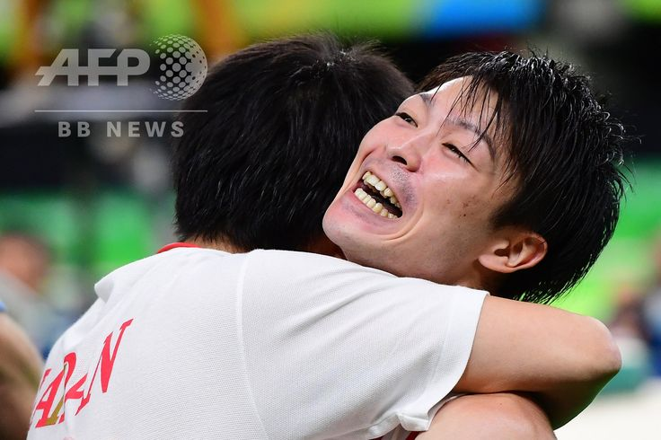 #GOLD !!! #リオ五輪 #体操
