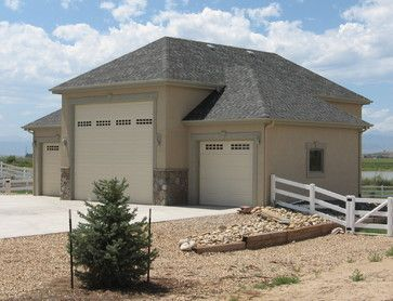 17 Best Images About Detached Garage With Rv Storage On