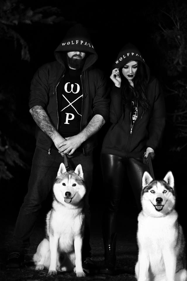 Hoodies available now from www.wolf-pack.co.nz